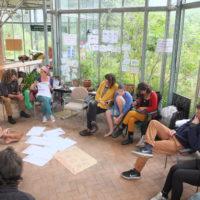 Erstes Team Treffen in Nieklitz