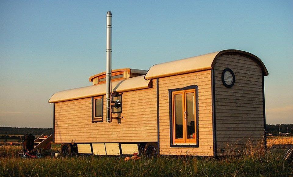 Tiny House Forschungssiedlung Wir Bauen Zukunft