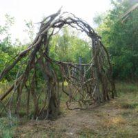 Maker-Einsatz in unserem Waldgarten!