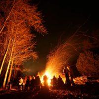 12. - 14.04.2019 Permakultur Einführung Fokus - Waldgarten