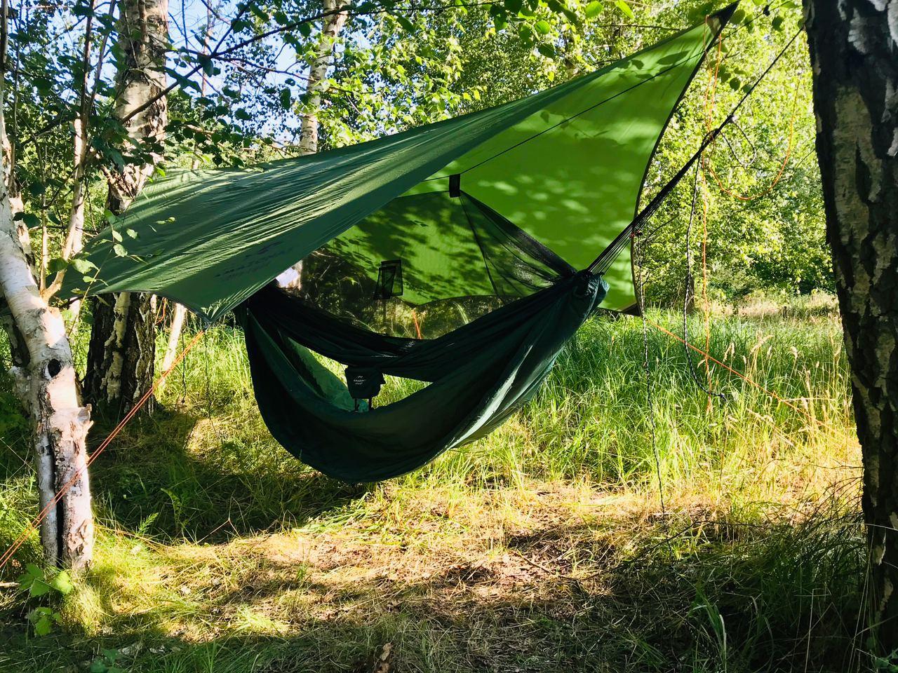 Neue Outdoor Schlafplätze für die Zukunft!